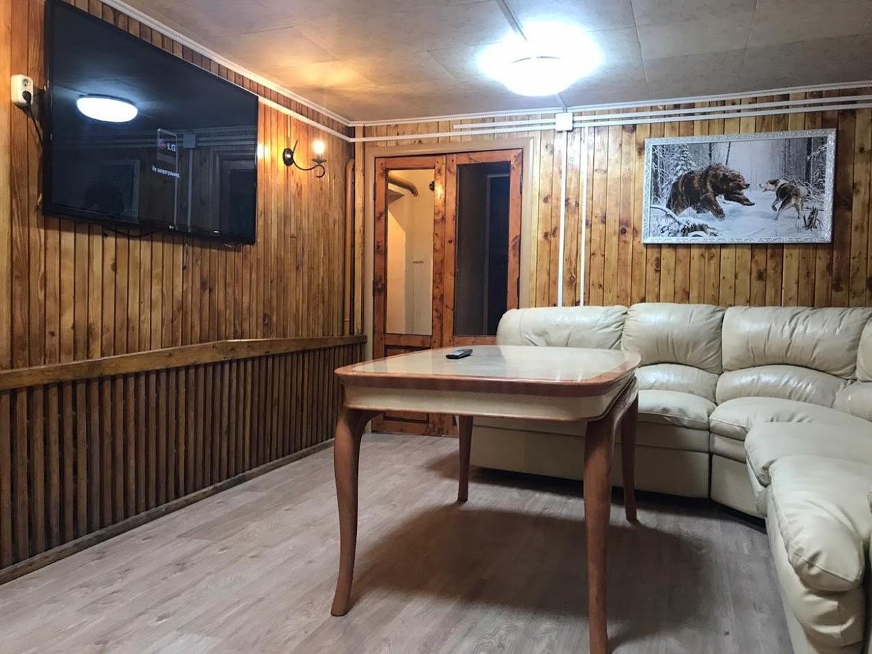 Берлога, баня на дровах - №1