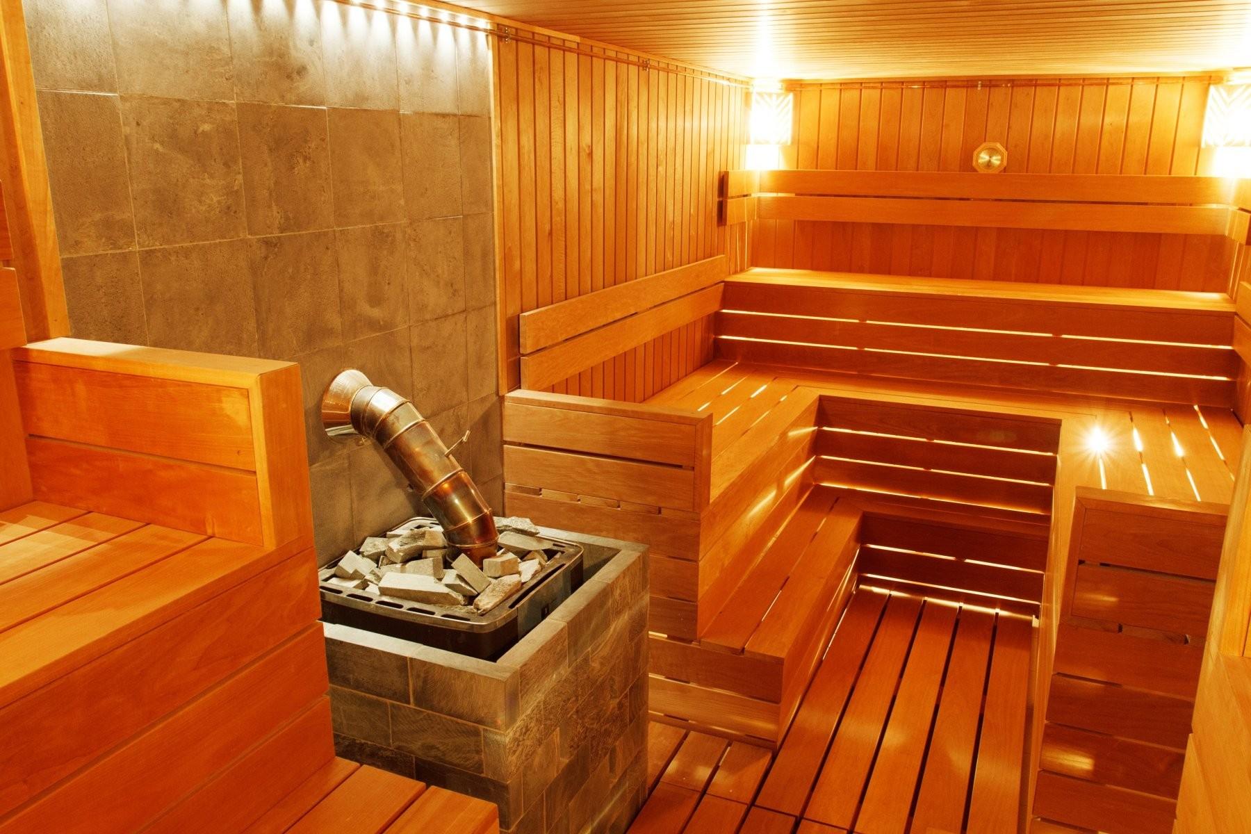 ЭРА, гостинично-банный комплекс - №1