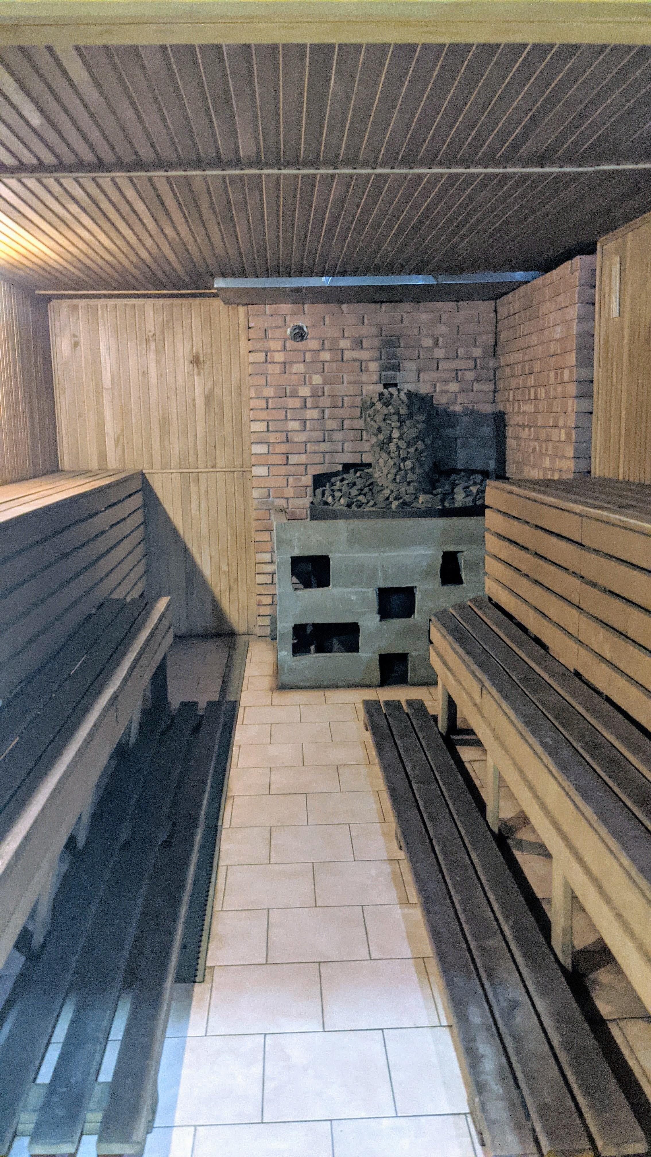 Перцы, гостинично-банный комплекс - №1