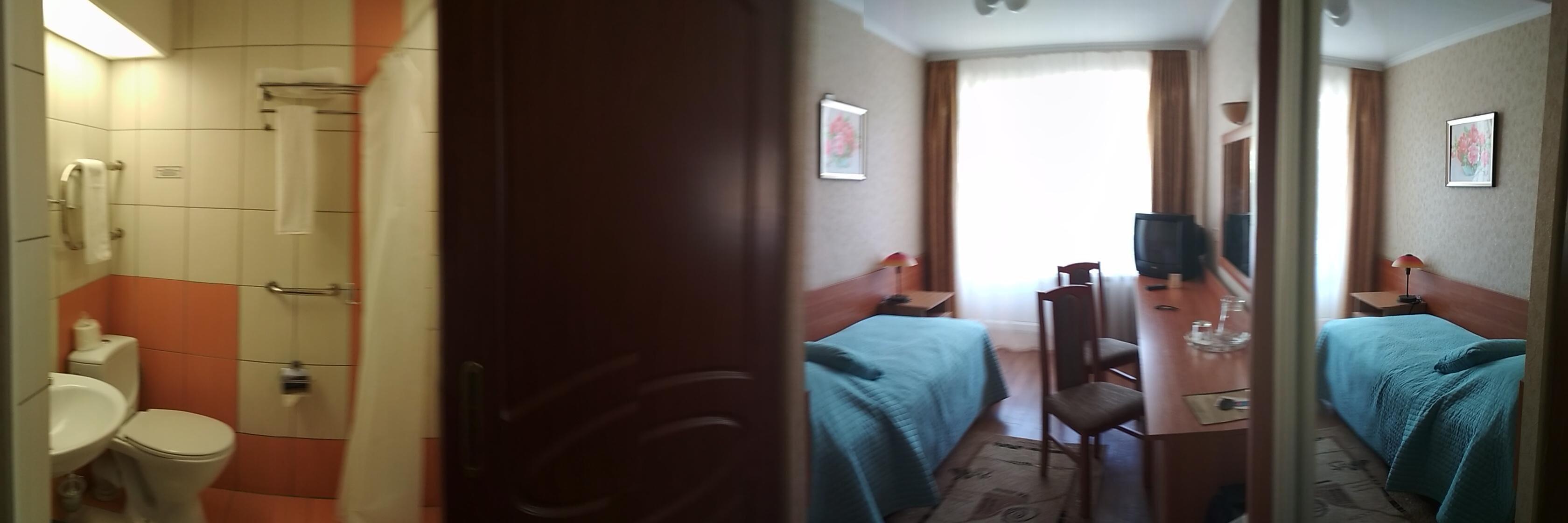 Волна, гостиничный комплекс - №1