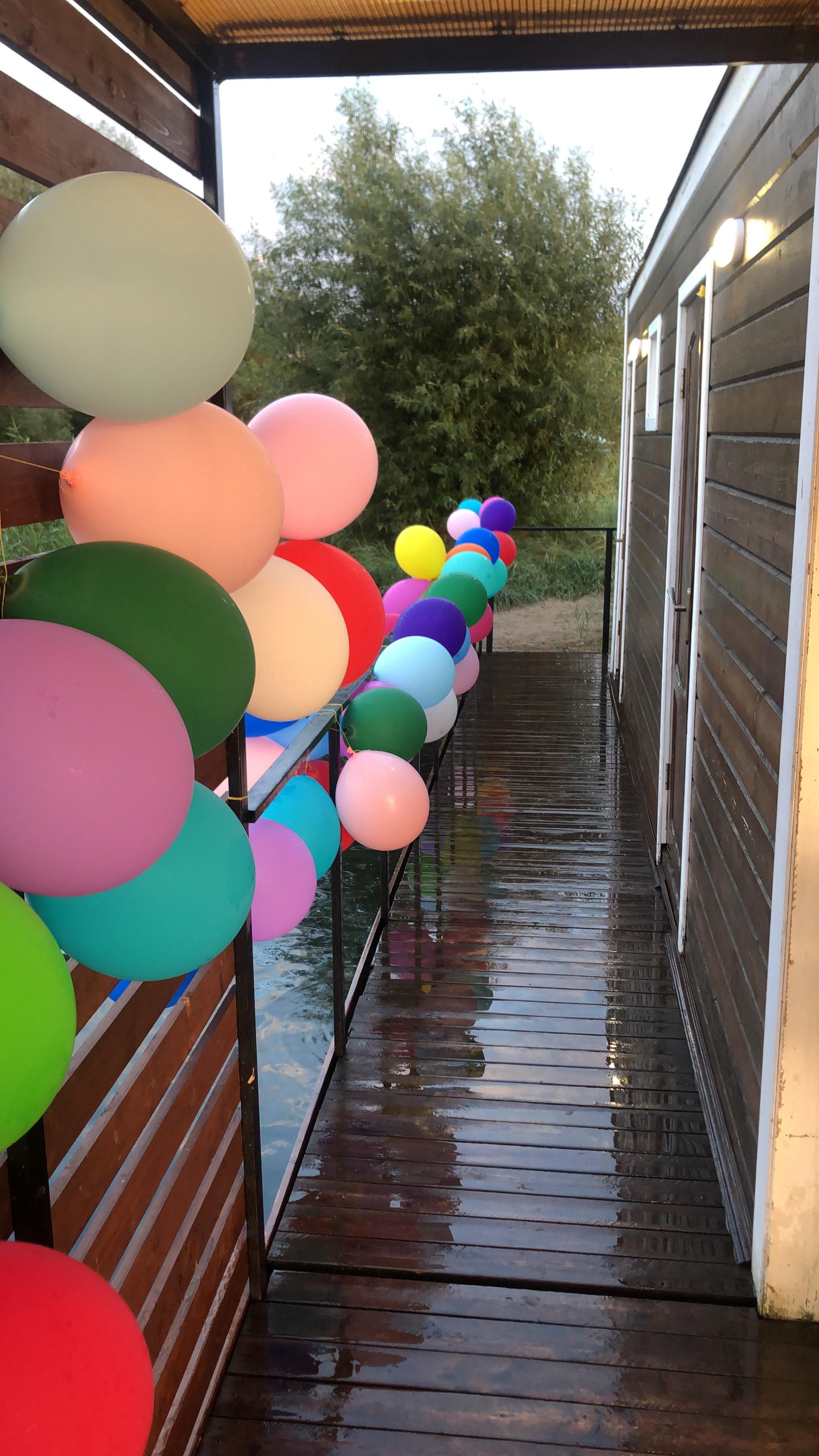 ENCLAVE, баня на воде - №1